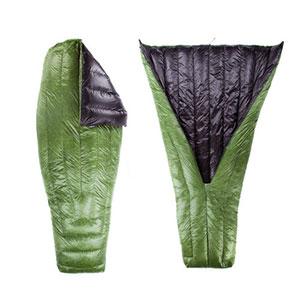 quilt down sleeping bag gear