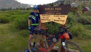 Boreas Pass on the Tour Divide gear