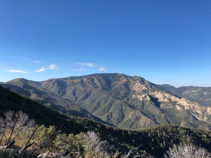 Arizona Trail - mt. lemmon