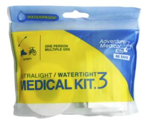 First aid gear