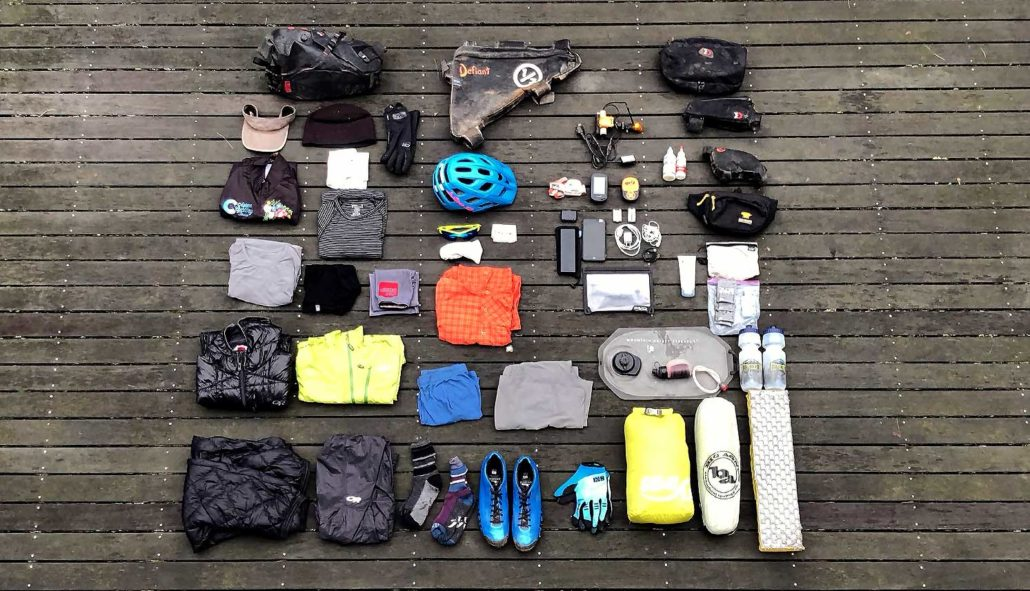 gear Tour Divide Planning Guide