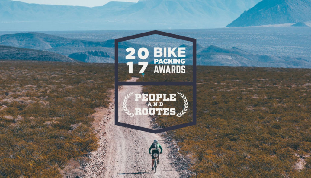 2017 Bikepacking Awards